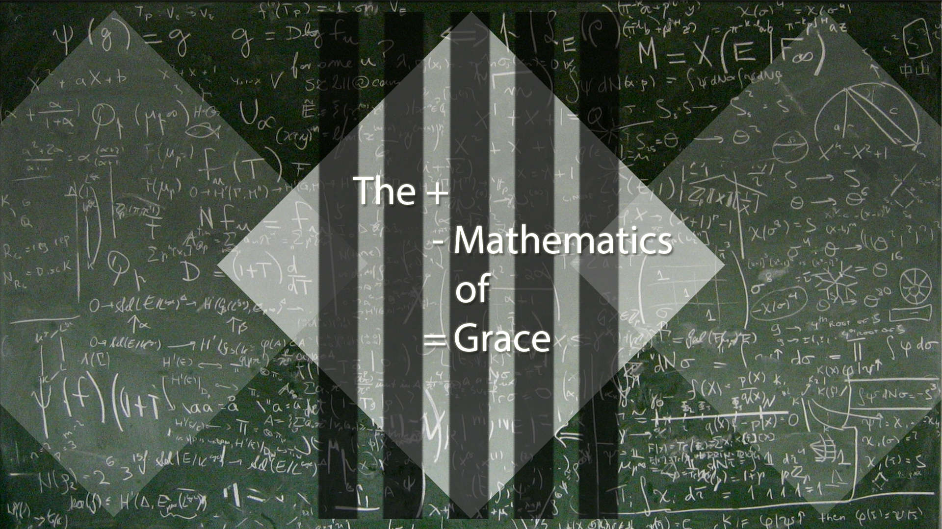 The Mathematics of Grace