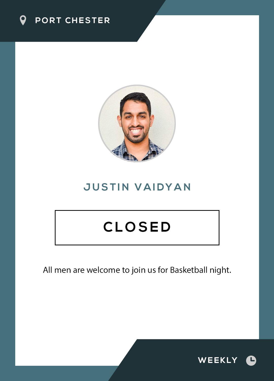 Port Chester – Men's Basketball