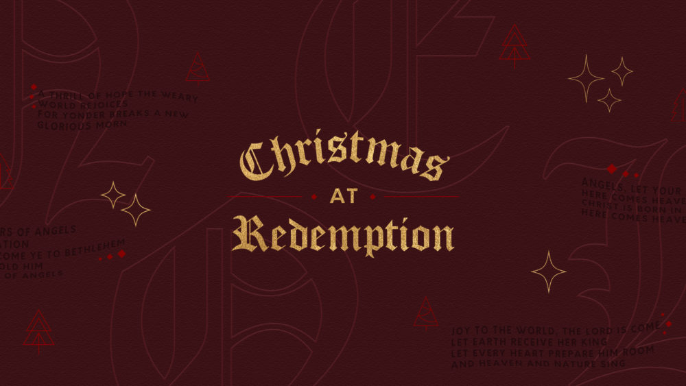 Christmas At Redemption