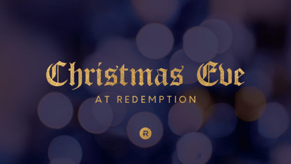 Christmas Eve At Redemption Image